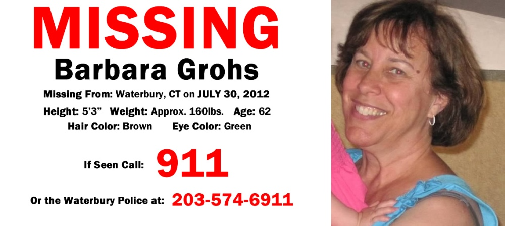 Connecticut Woman Disappears; Family, Friends Desperately Searching
